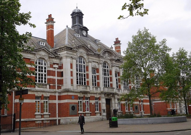 Old Tottenham Town Hall