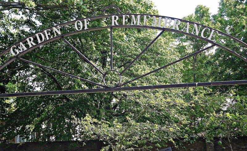 Bruce Castle Garden of Remembrance