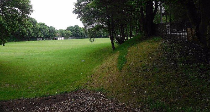 Hampstead Lane: Highgate School's Far Field