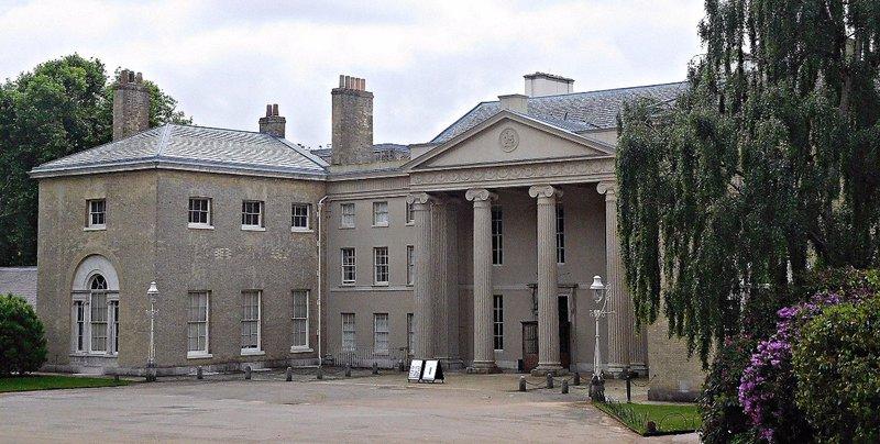 Kenwood House front