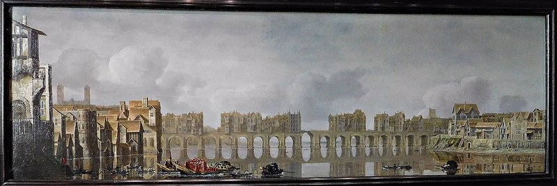 Old London Bridge at Kenwood