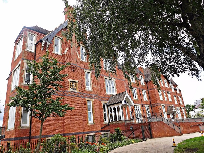 School House now The John Mills Centre