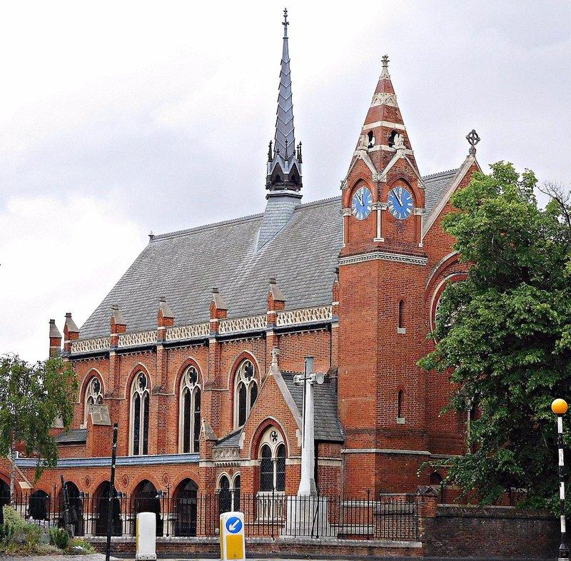 Highgate School Chapel