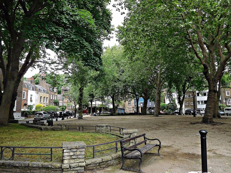Pond Square Highgate