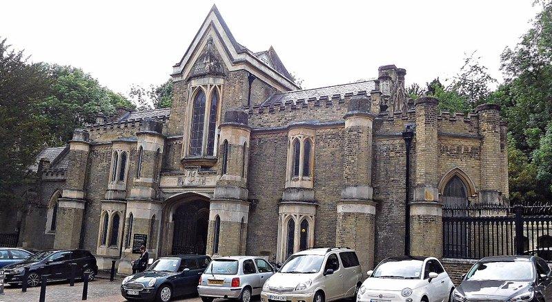 Mortuary Chapels Highgate Cemetery