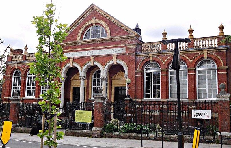 Highgate Branch Library