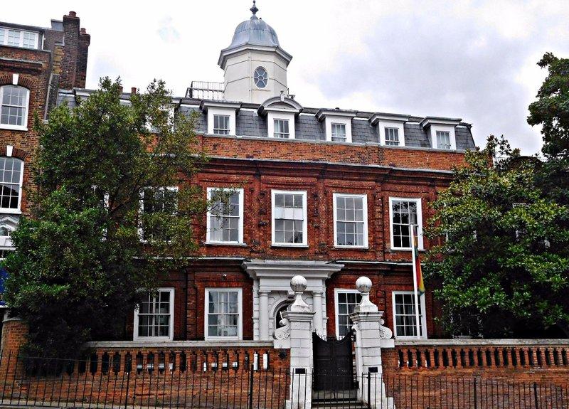 Cromwell House Highgate Hill