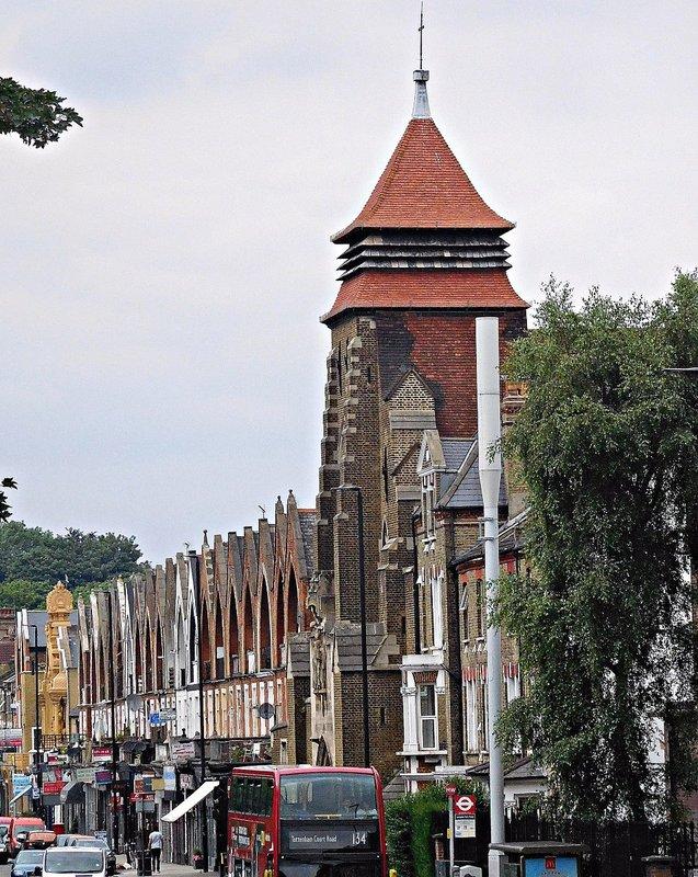 St Augustine Archway Road