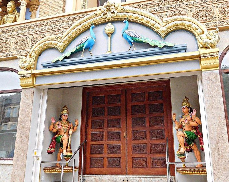 Murugan Temple Archway Road