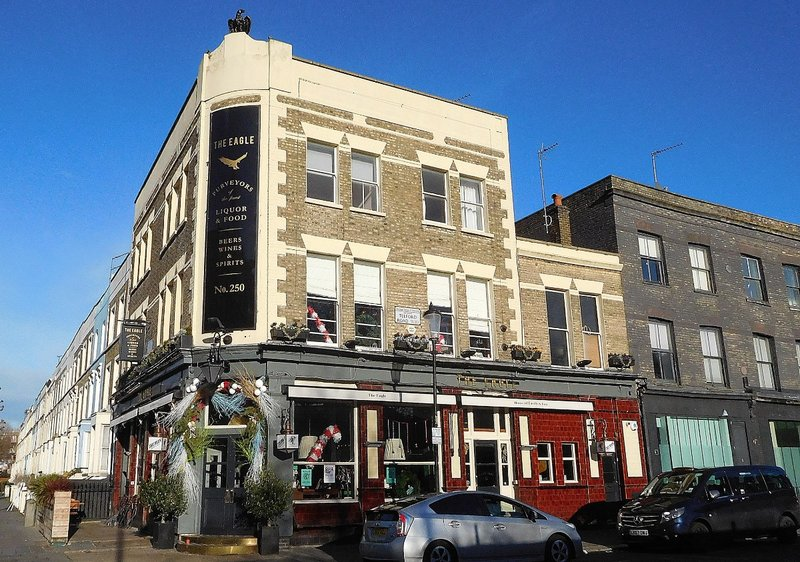 The Eagle Ladbroke Grove