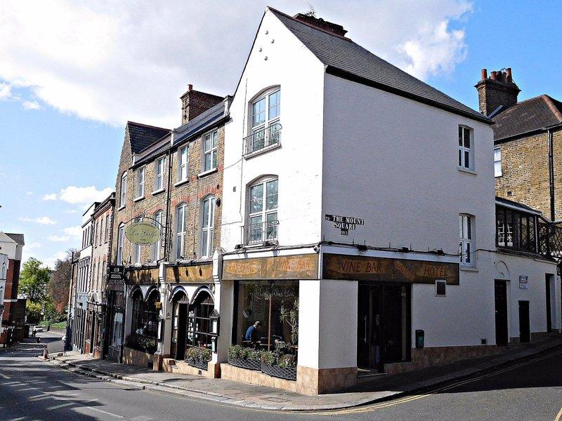 La Gaffe, a long-established restaurant on Heath Street