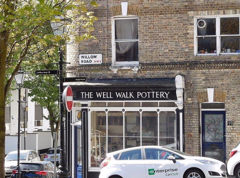 Well Walk Pottery