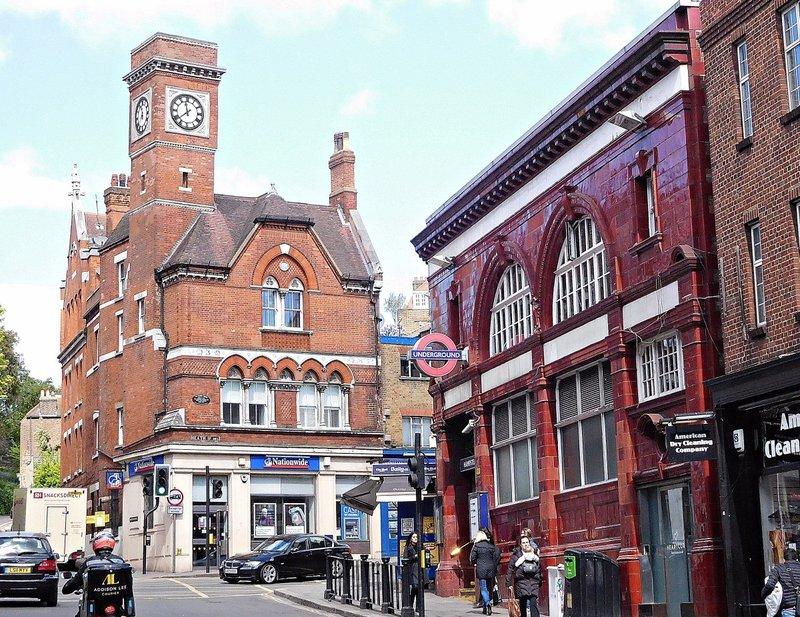 Hampstead Underground Station