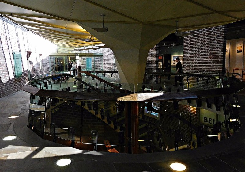 Geoffrye Museum extension