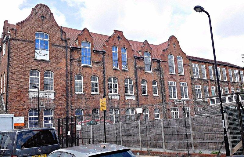 Sebright primary School Audrey Str