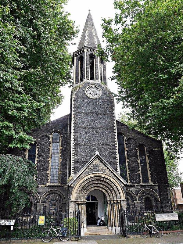 St Peters Betnnal Green