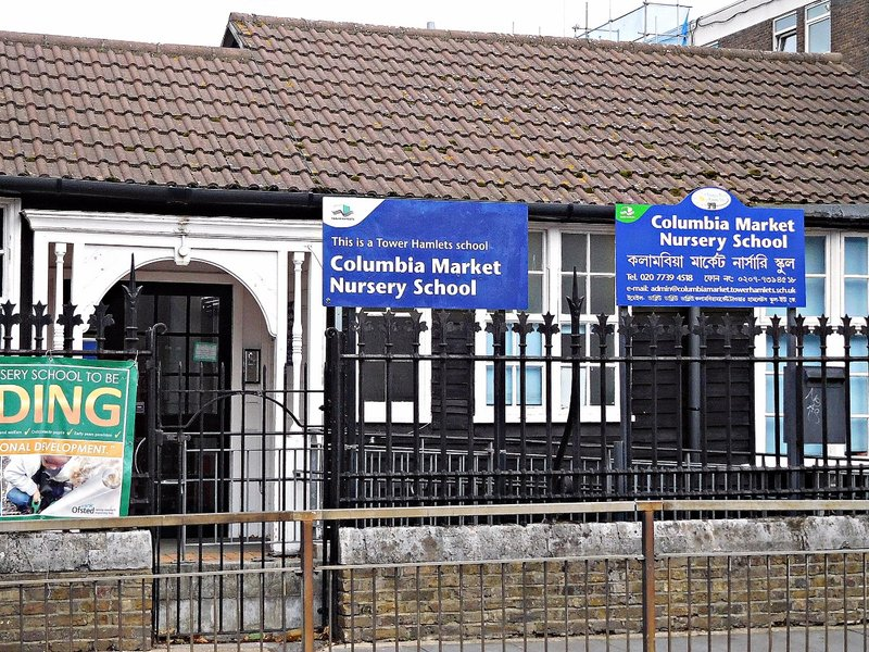 Columbia Market school