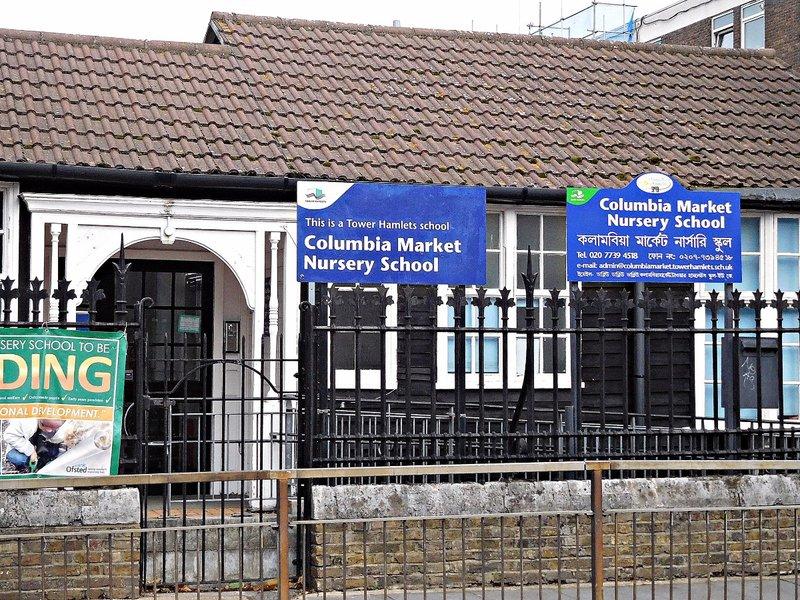 Columbia Market school