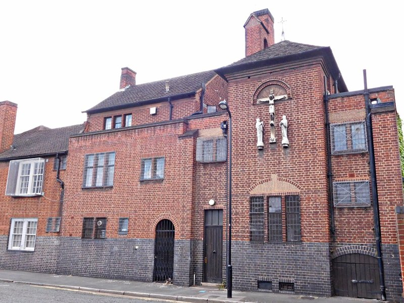 St Saviours Priory Yorkton Str