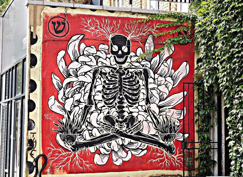 Graffiti 199 Hackney Rd