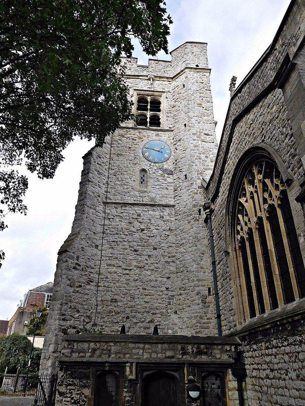 St Nicholas Chiswick