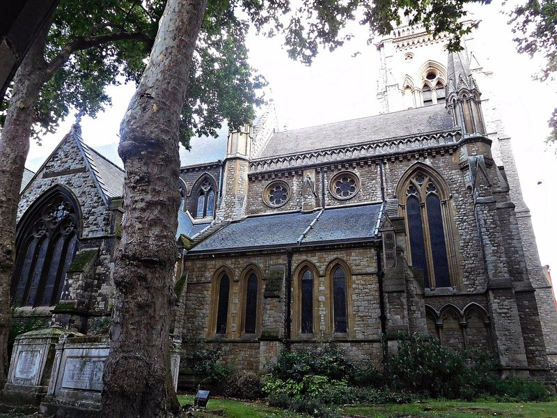 St Mary Abbots Kensington