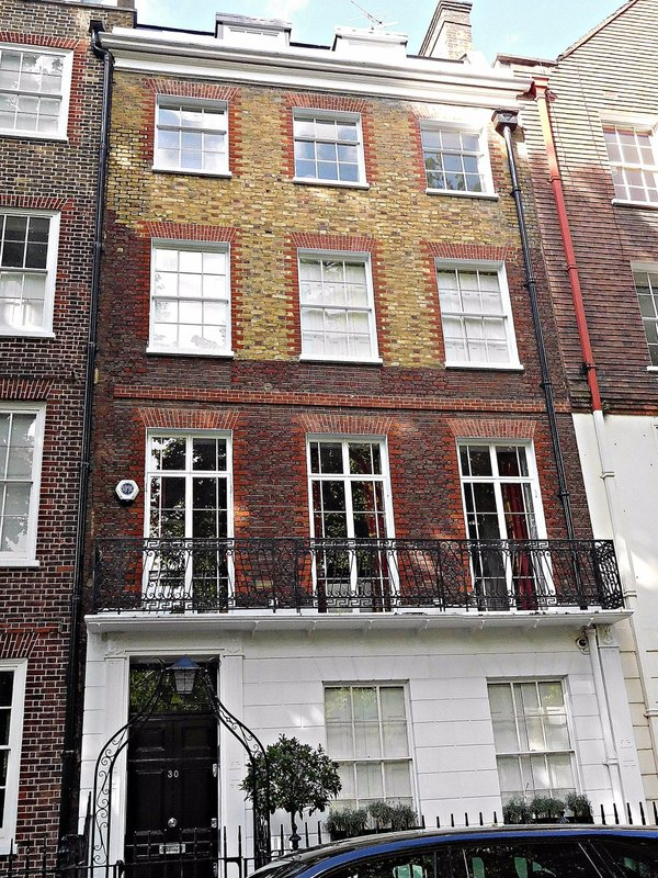 30 Kensington Sq Hoare's House