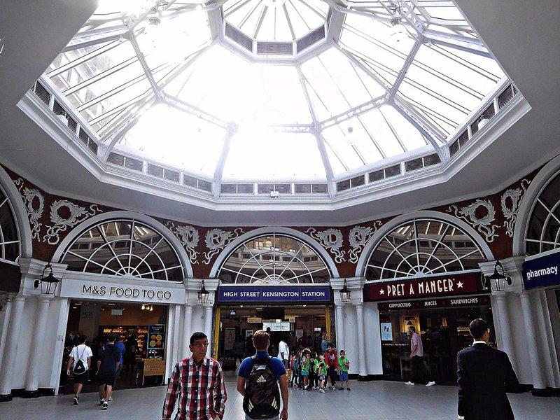 High Street Ken Station