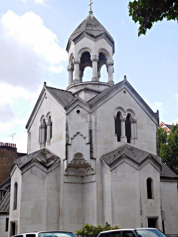 St Sarkis Iverna Gdns