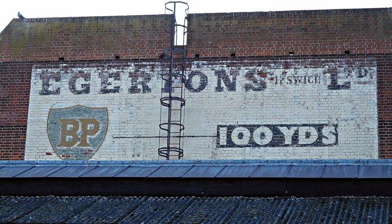 LEI 11i Egertons old advert Crown Str
