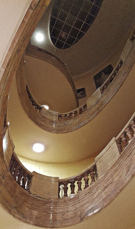 Staircase, National Liberal Club