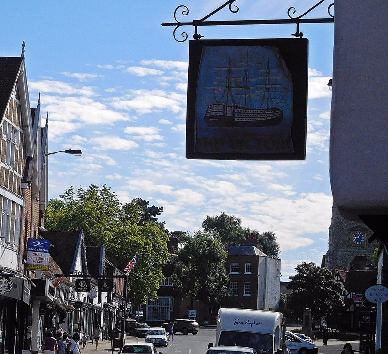 Pinner High Street