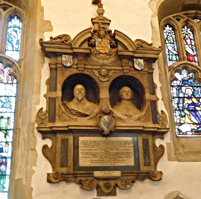 St Martins Ruislip Hawtree family monument