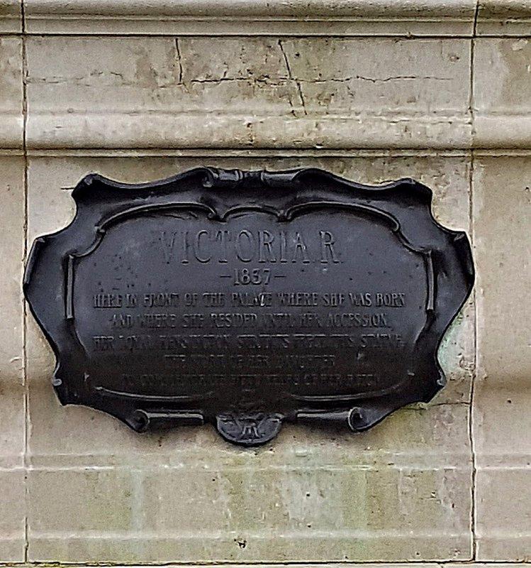 Young Victoria Kensington Gardens 1837