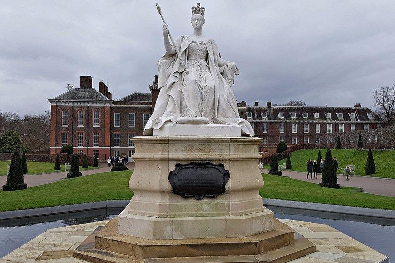 Young Victoria Kensington Gardens