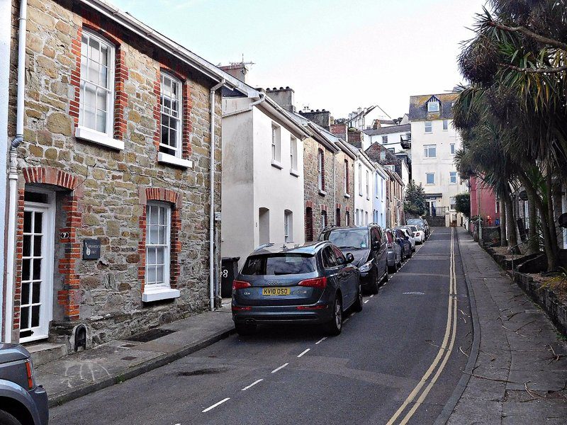Courtenay Str Salcombe