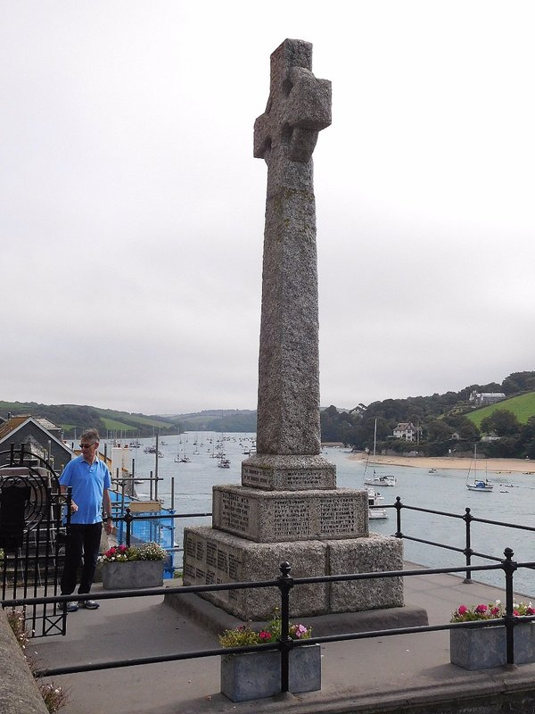 Salcombe War Memorial