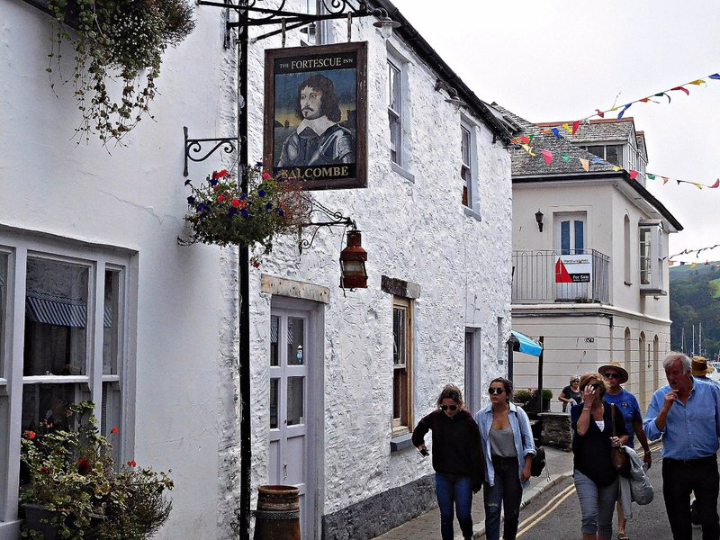 The Fortesque Inn Salcombe