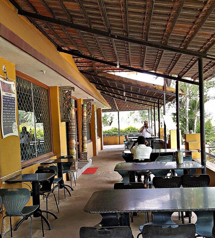 SANG 2c The Iyengar restaurant