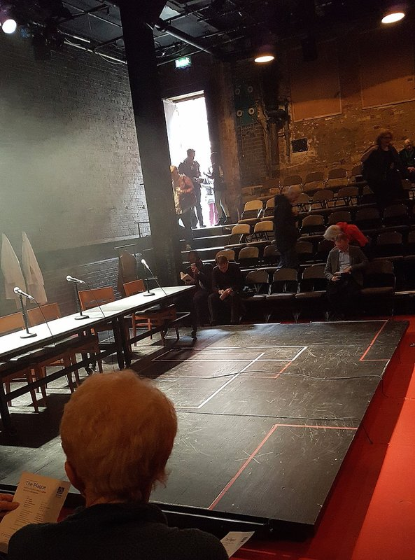 Arcola Theatre: largest stage