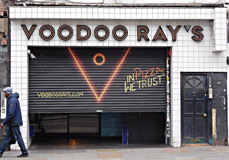 Voodo Ray's