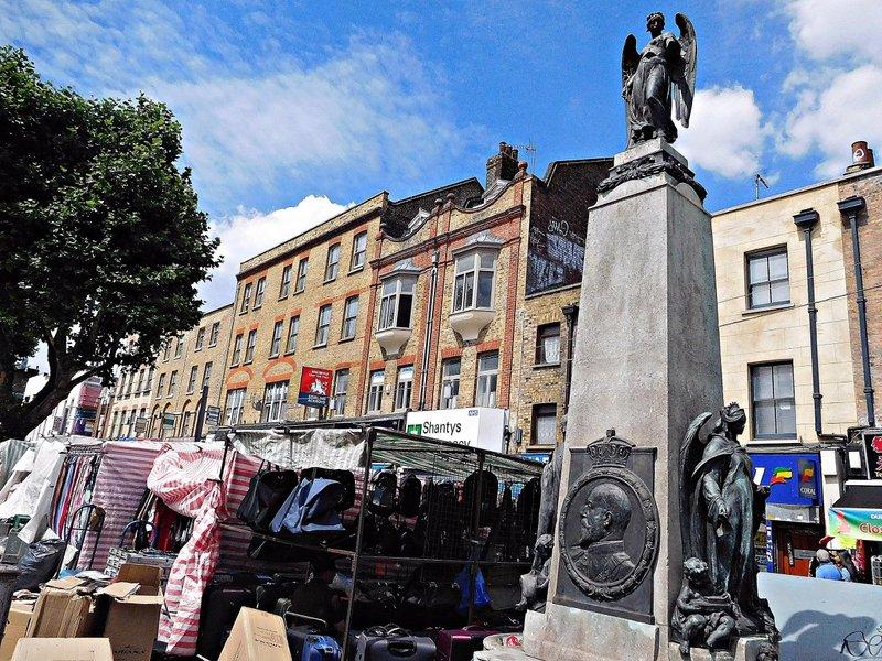 Edward VII Whitechapel Rd