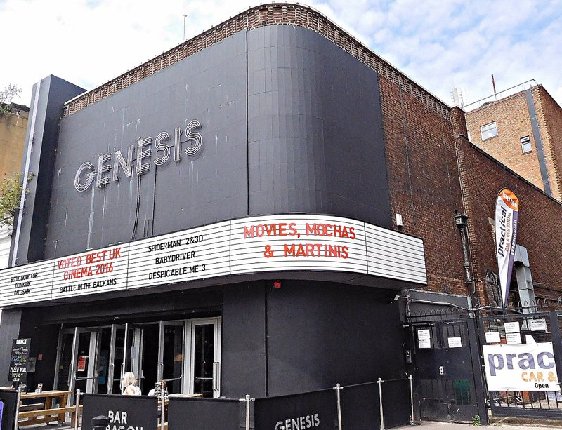 Genesis Cinema Mile End Rd