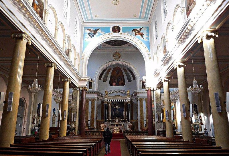 St Peters Italian church