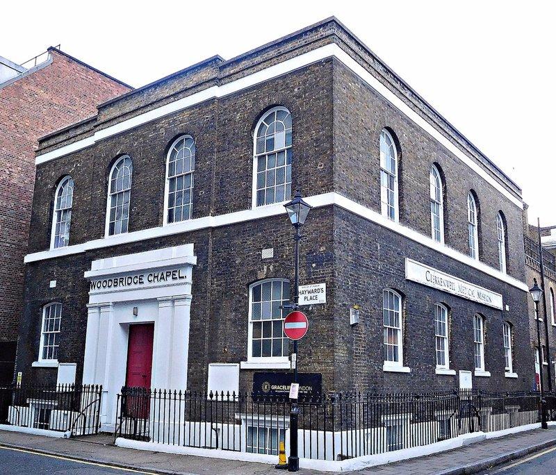 Woodbridge Chapel