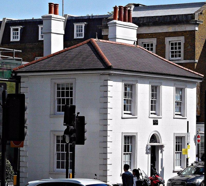 Phelps Cottage 1838