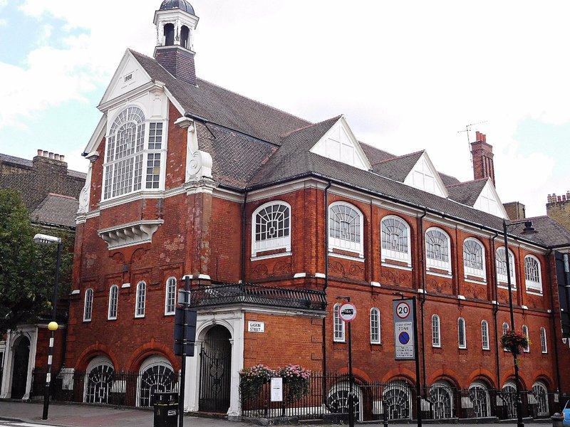Congregational Chapel Upper Str