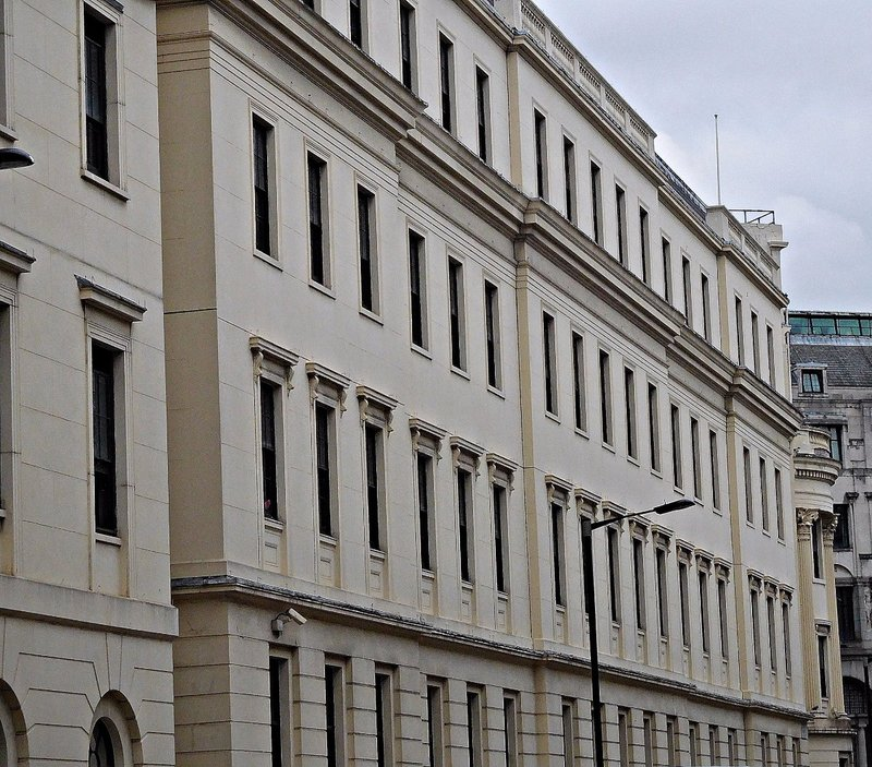 Former Charing Cross Hospital
