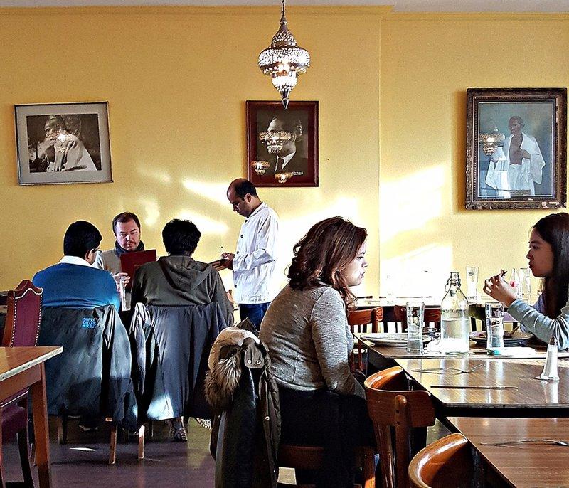 India Club Restaurant Strand