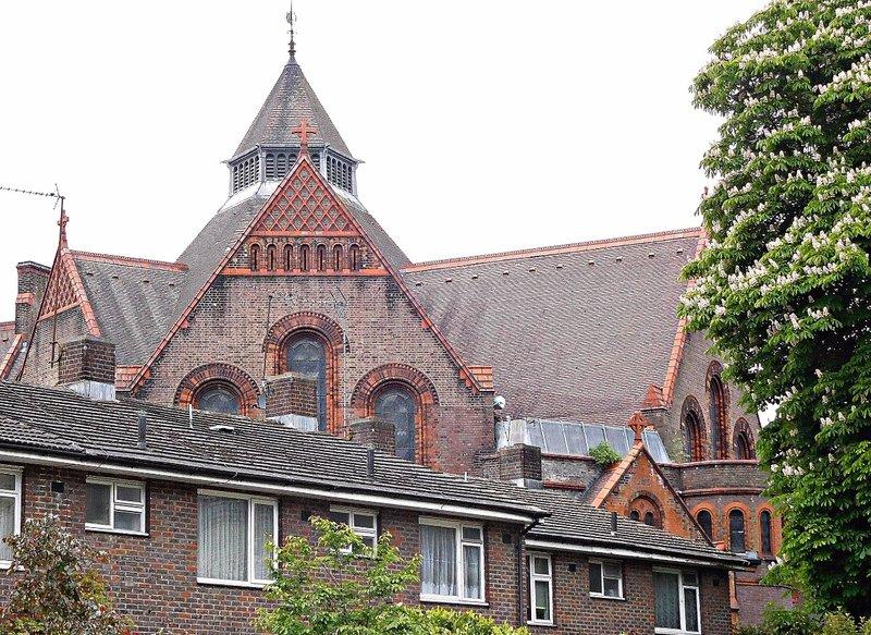 Former Dr Hortons Congregational Church Rosslyn Hill